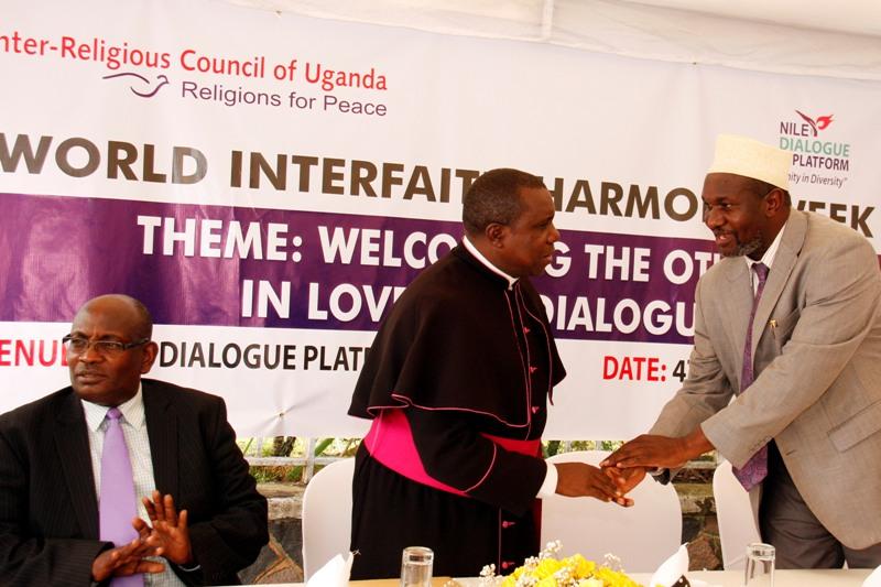 inter-religious council of uganda