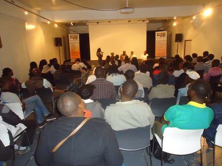 Professionalism and Discipline to Turn East Africa's Filmmaking Sector Around