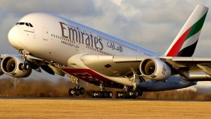 emirates airline's special return fare to Nairobi