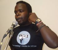 mark wambui, director of september movie