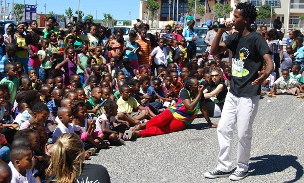 PREASA's children's and youth literature reading event