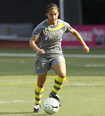 Spain's Veronica Boquete
