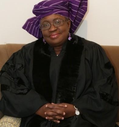 Ngozi Okonjo-Iweala, Nigeria Minister for Finance