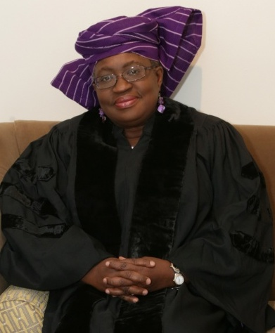 Yale University Honours Nigerian Finance Minister with Doctorate