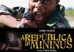 A Republica Di Mininus by Flora Gomes