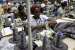 Athi River EPZ textile plant
