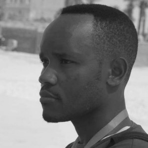 Joseph Njata, freelance journalist and filmmaker