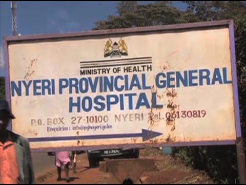 Nyeri County Hospital