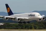 Lufthansa Airlines plane