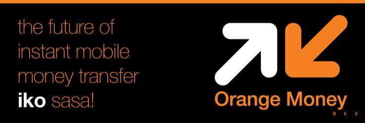 Orange-Money transfer