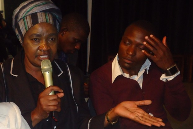 margaret odengo, journalist, kenya news agency
