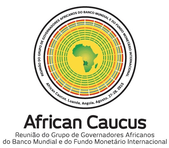 The African Caucus of finance ministers and central bank governors, discuss infrastructure development, luanda, angola