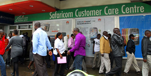 Safaricom Customer Care