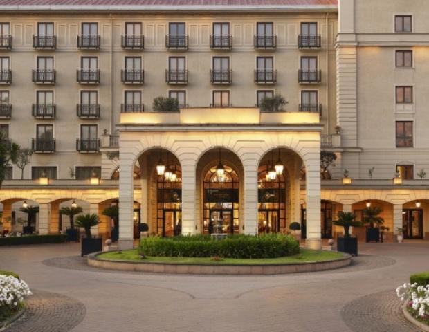 Addis Ababa's Sheraton Hotel, Ethiopia