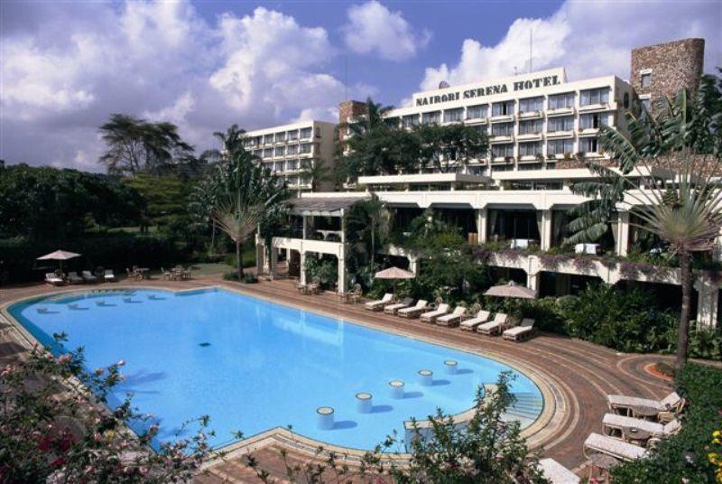 Nairobi Serena Hotel, Nairobi, kenya