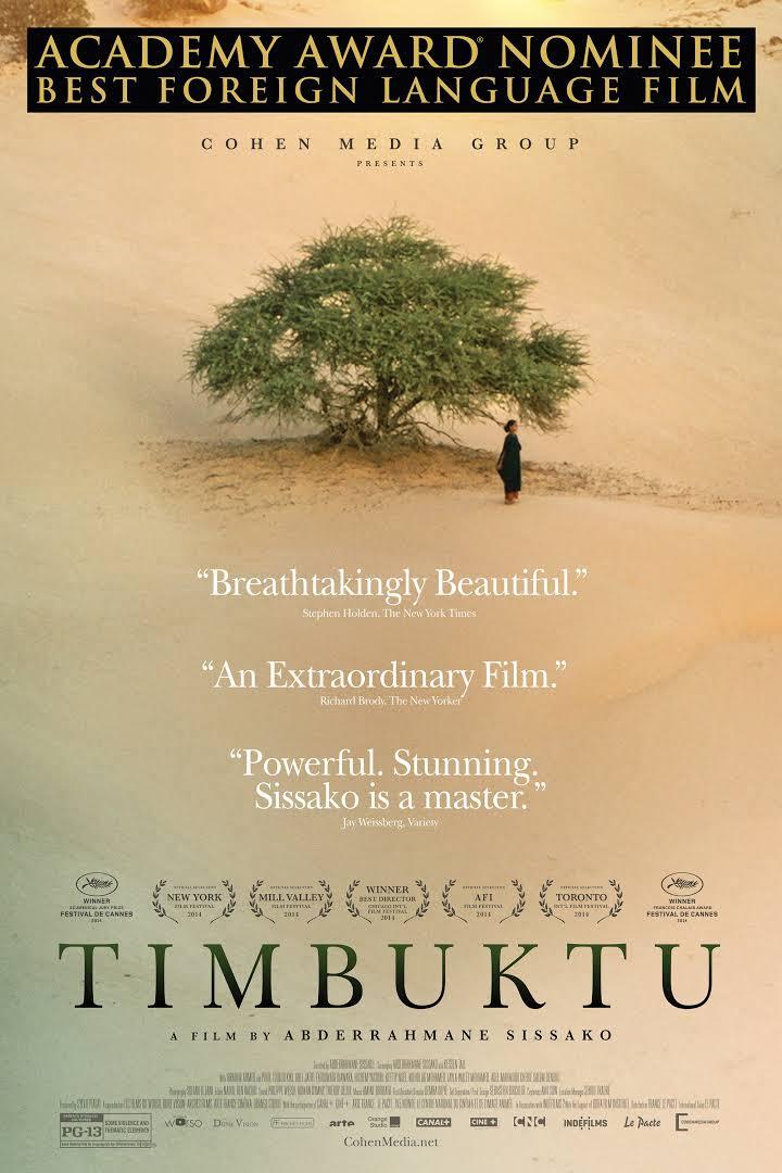 Abderrahmane Sissako's TIMBUKTU won 4 AMA Awards