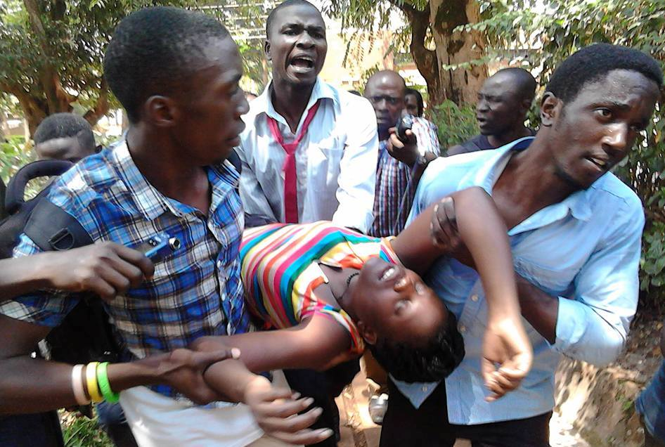 Police Brutality Could Disrupt Uganda's General Elections