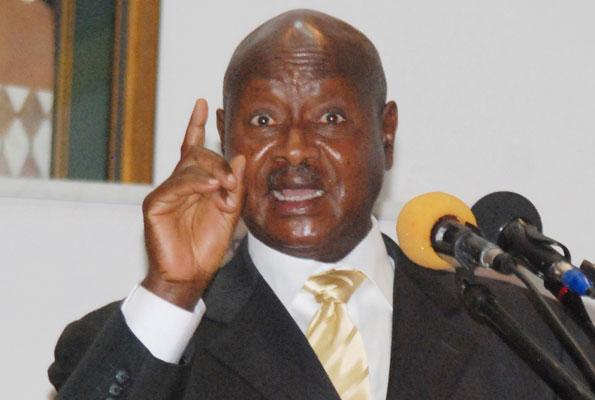 Yoweri Kaguta Museveni, President, Uganda