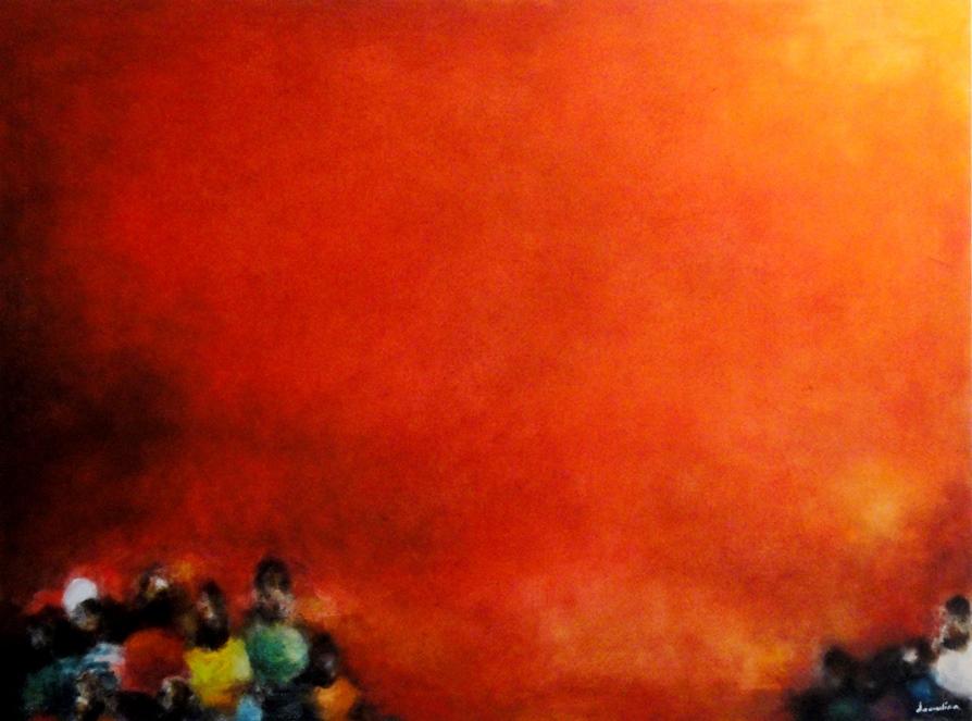 Siraj Dumurila's work