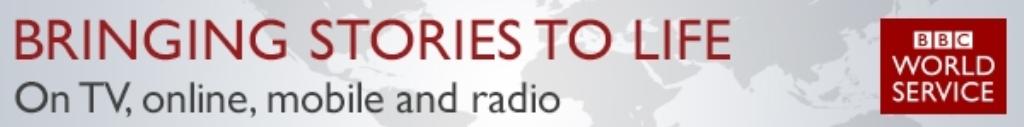 Broadcasting via radio, tv, online and mobile