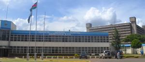 Kenya's Kenyatta National & Referral Hospital in Nairobi