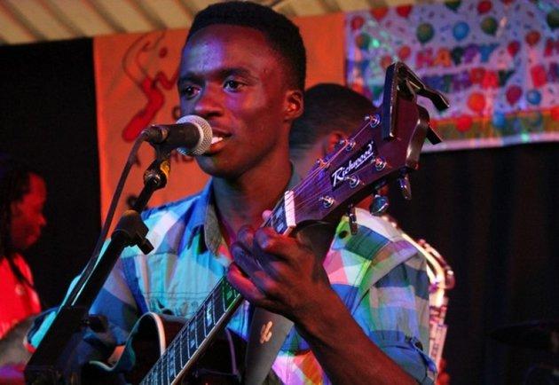 Zimbabwean musician Gary Tight