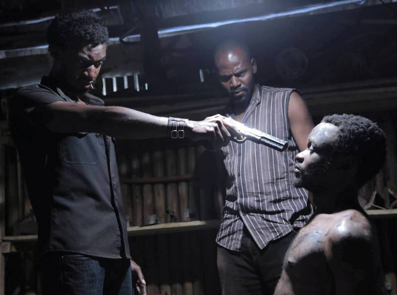 Aaron Alone Zziwa's WAKO film