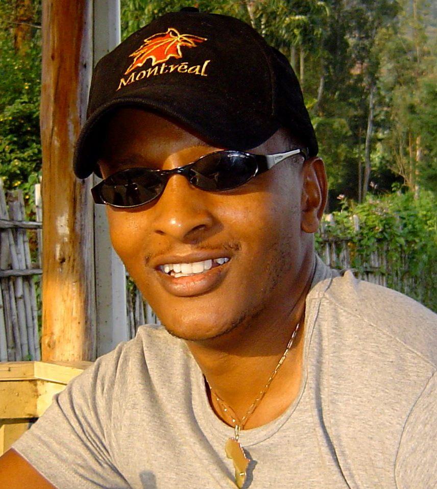 Eric Kabera, Rwandan Film Director