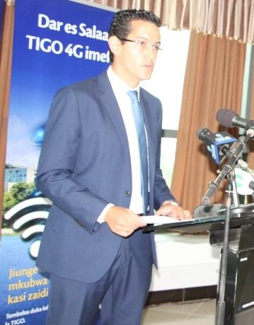 Tigo Tanzania, General Manager, Diego Gutierrez