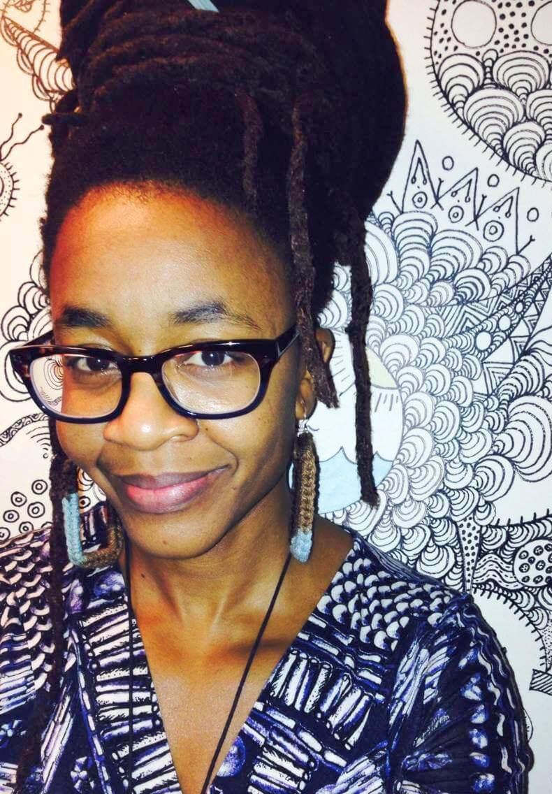 Nnedi Okorafor, Nigerian-American World Fantasy novelist