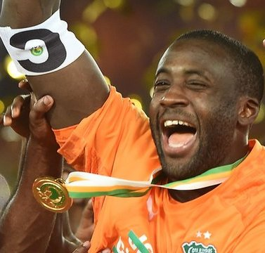 Yaya Toure was a key influence as his country end a 23-year wait for their second Nations Cup title, overcoming Ghana in a penalty shootout in the final