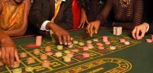 Casino gambling at Nairobi's Safari Park Hotel