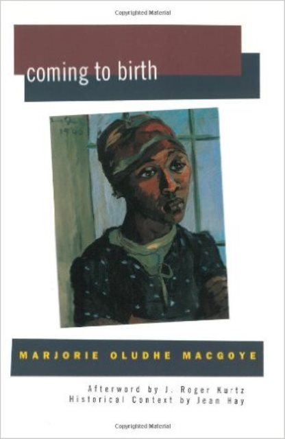 Coming to Birth by Marjorie Oludhe Macgoye won the Sinclair Prize for literature and was selected by the Kenya's Ministry of Education as a Literature in English set book for the Kenya Certificate of Secondary Education examination