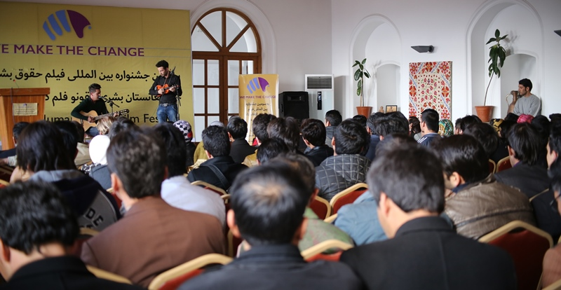 Moving Forward Towards Lasting Change at 3rd Afghanistan Human Rights Film Festival