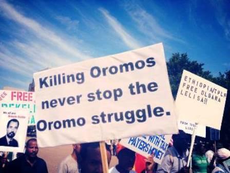 ethiopia's oromo protest