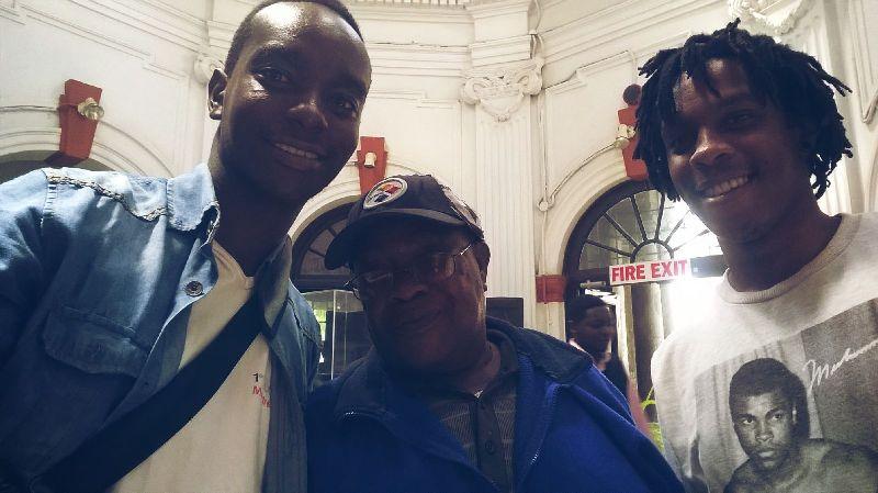 Artists, Mentors, Curators at Nairobi Gallery's Visual Artists' Mentorship Workshop