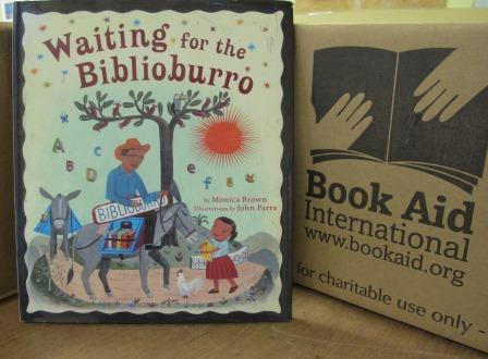 British Literature Charity Sends More Books to Africa in 2015 Than Ever Before