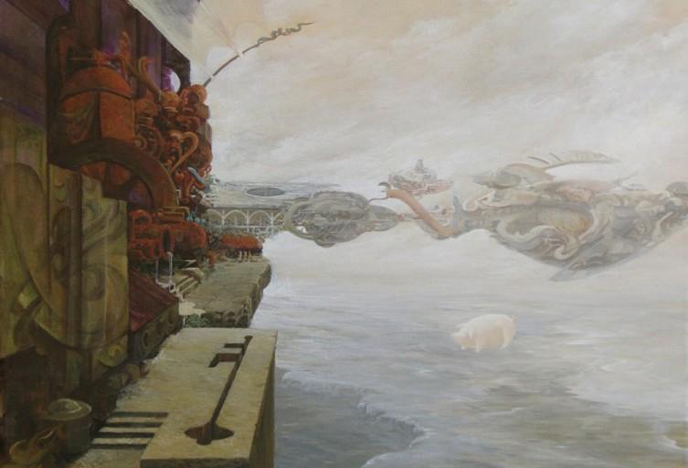 Mississippi State Varsity Hosts Surrealism Exhibit