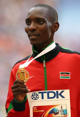 """Doping can spoil all the clean athletes, all of the sport's image and all of Kenya's primacy in the event,"" Asbel Kiprop, an Olympic Gold Medalist, tells ITV News."