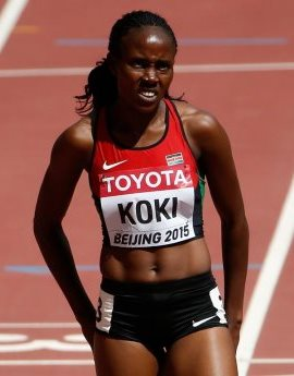 Fransisca Koki Manunga banned for doping
