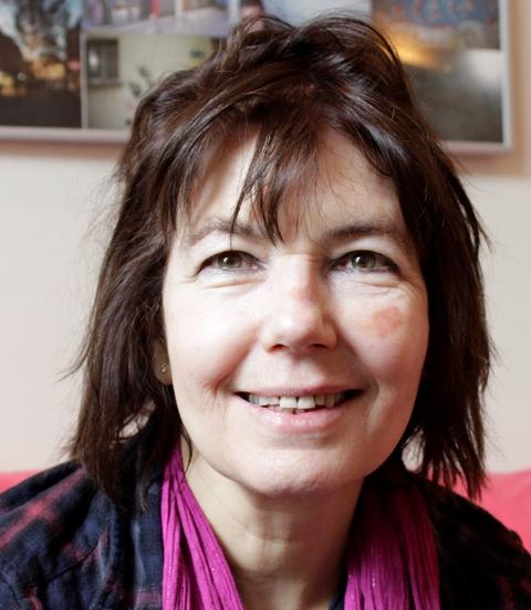 British Documentary maker Kim Longinotto