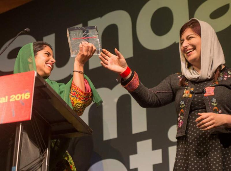 Women Make Movies-Supported Film Wins at Sundance