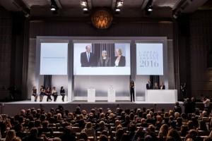 L'Oréal-UNESCO Awards 2016 ceremony