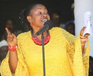 Emma Mbura,Nominated Senator