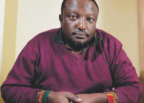Binyavanga Wainaina, Kenyan winner, Caine Prize for African Writing