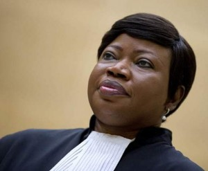 Fatou Bensouda, Chief Prosecutor, International Criminal Court