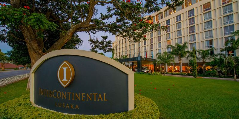 Intercontinental Hotel Lusaka is a city landmark located at a prime location in Zambia's capital