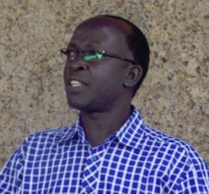 Walter Barasa who is to be arrested on charges of witness tampering in the Ruto and Sang case