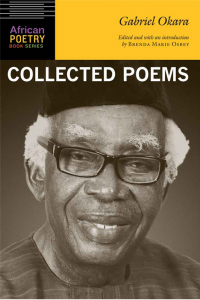 Gabriel Okara is writer in residence at the University of Port Harcourt, Rivers State, Nigeria.