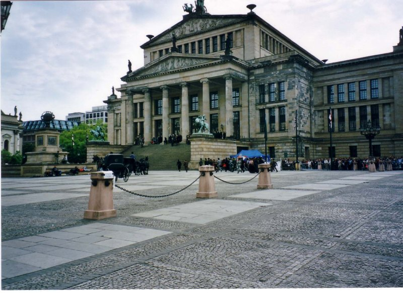 Berlin's Gendarmenmartk